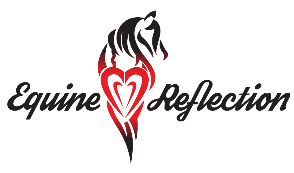 Equine Reflection Retina Logo