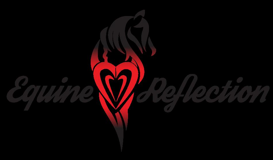 Equine Reflection Retina Logo